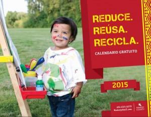 Ramsey County Calendar 2015