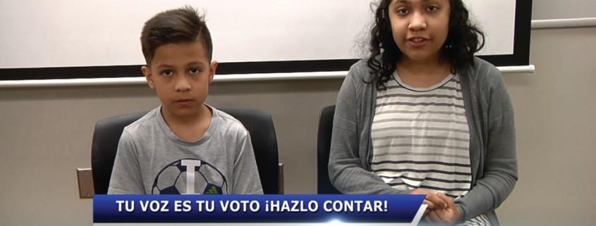 #VOTOLATINO Vota por ti. Vota por mí. Vota por todos.